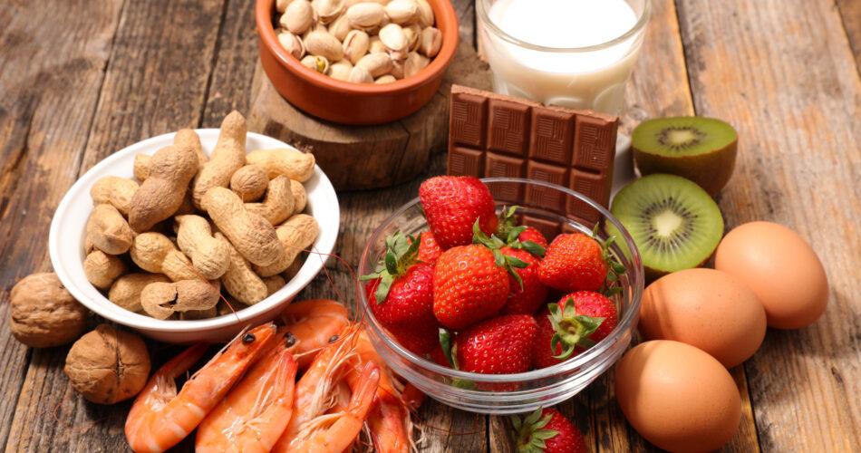 assorted food ingredient