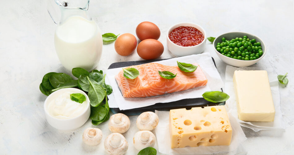 Foods rich in vitamin D for healthy bones, healthy infants and pregnancy. For Cancer, flu and diabet prevention.