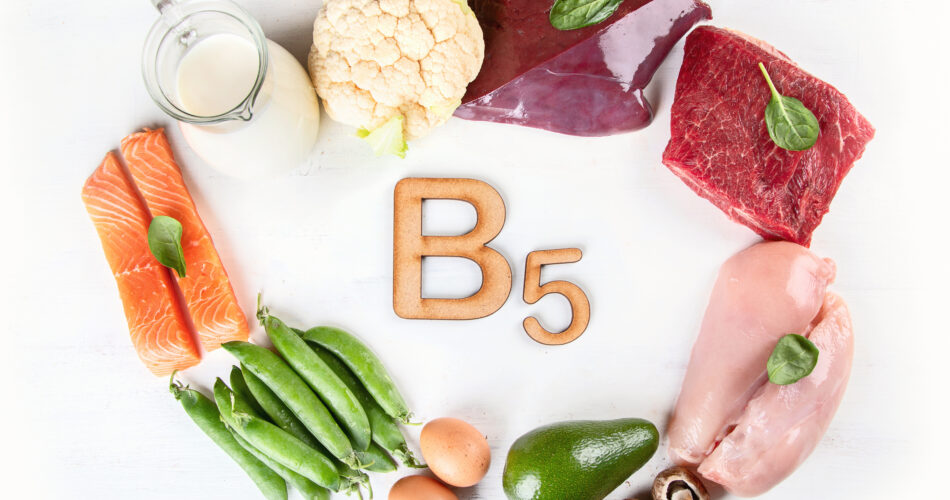 Foods with Vitamin B5
