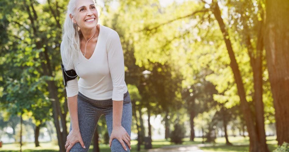 Senior Adult, Exercising, Jogging, Healthy Lifestyle, Sport